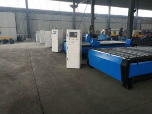 CNCポータブルプラズマフレーム切断機テーブル/ベンチデスクトップ/ハードウェアCNCステンレス鋼切断機