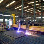 ガントリーCNCプラズマ切断機フレーム切断機鋼板