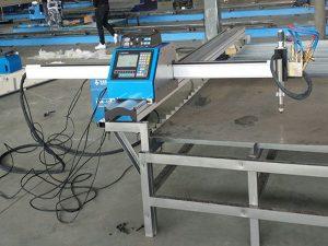 携帯用CNC血しょう打抜き機の経済的な価格の金属の打抜き機