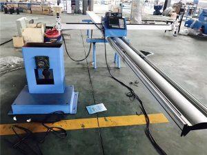XG-300J CNCパイププロファイリングとプレート切断機3軸