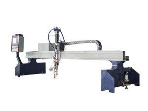 高効率ガントリーcncプラズマ切断機/ cncフレーム切断機