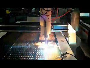 低コストプラズマカッター鋼板CNC小型プラズマ切断機