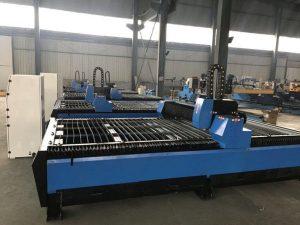 金属加工高精度の小型CNCプラズマ切断機